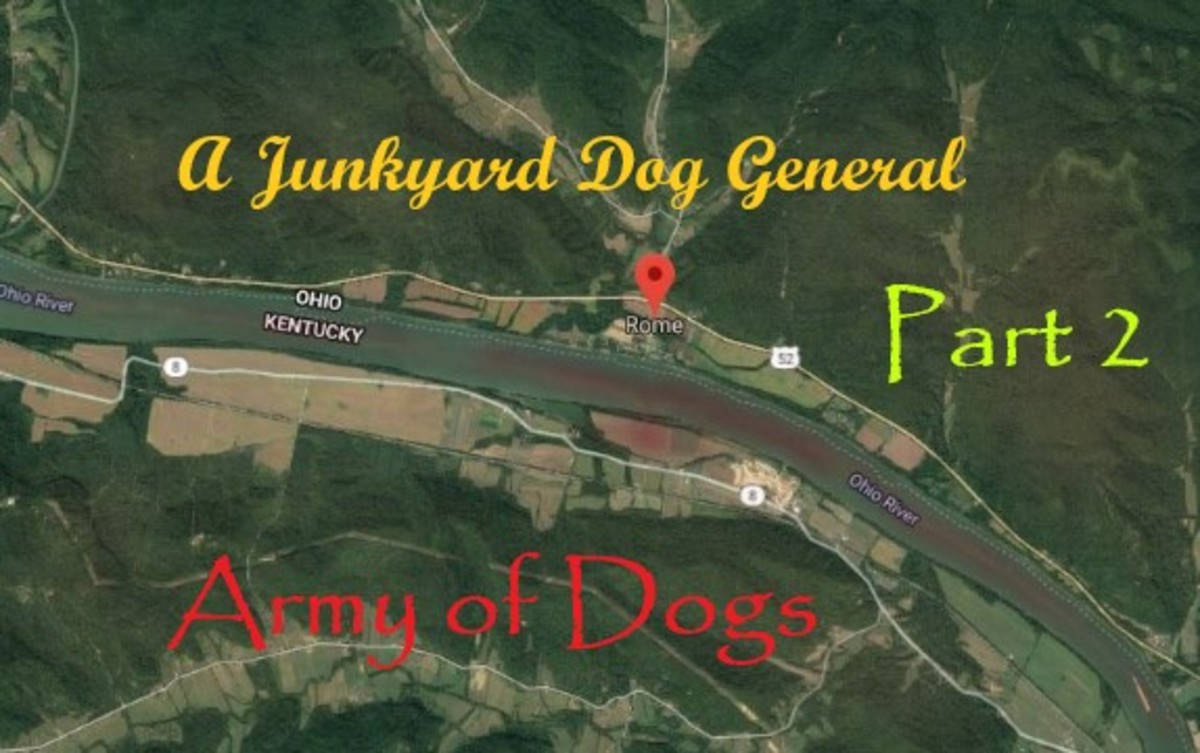 A Junkyard Dog General, The Army of Dogs: Part Two