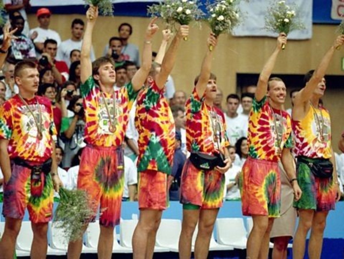 Olympic Basketball and the Grateful Dead