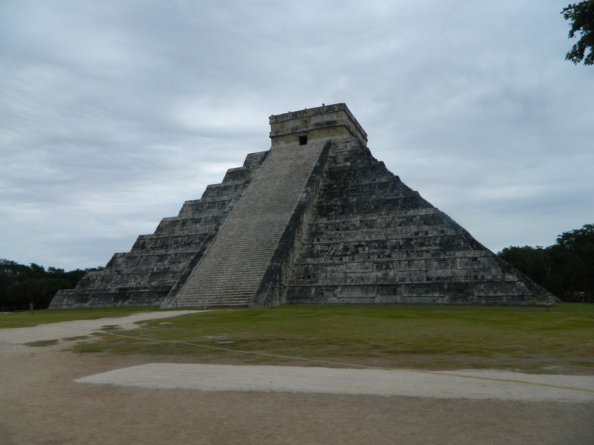 Visiting the Mayan Ruins in Mexico