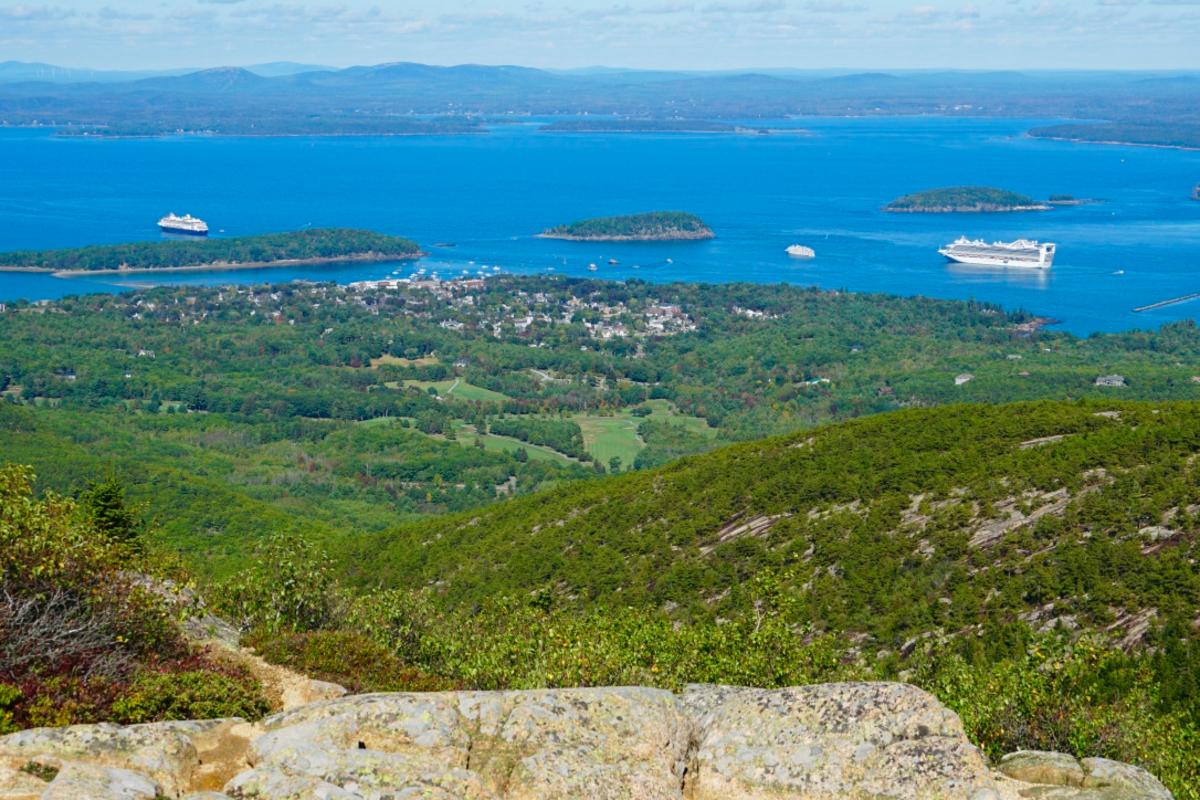 Cadillac Mountain: The Jewel of Acadia National Park