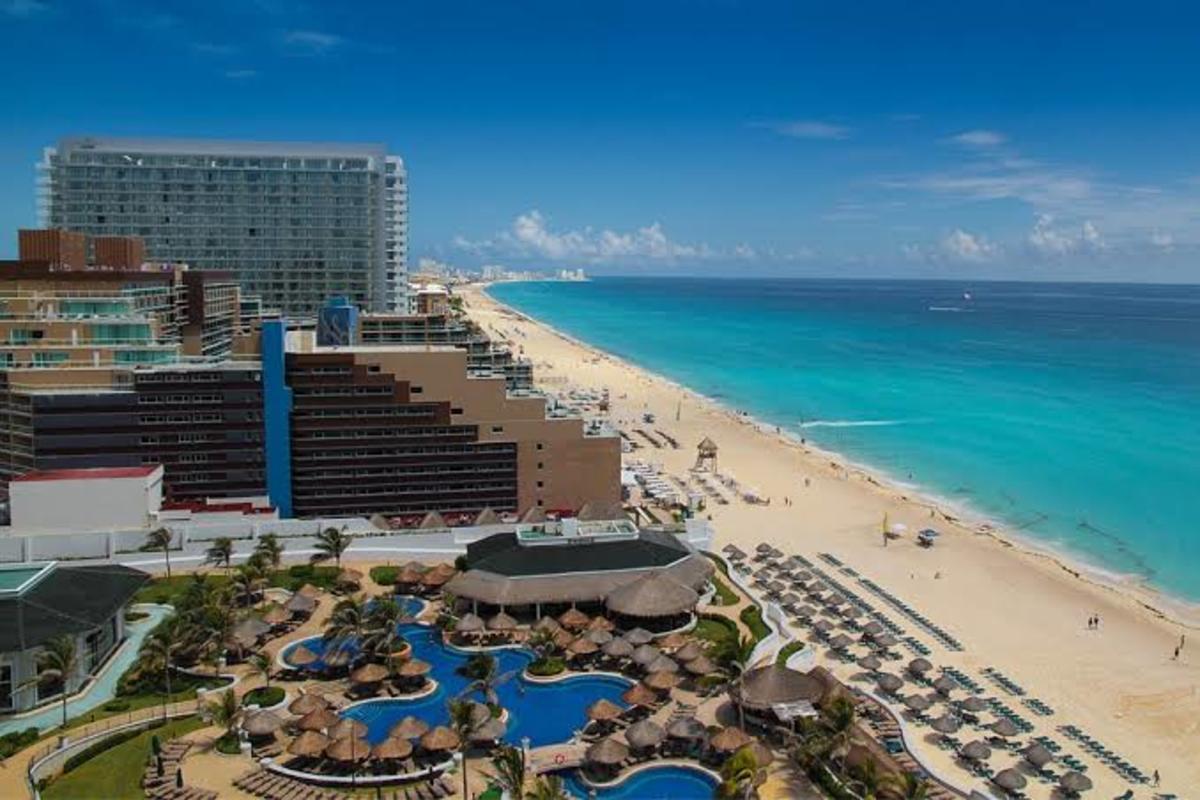 Zona Hotelera in Cancun