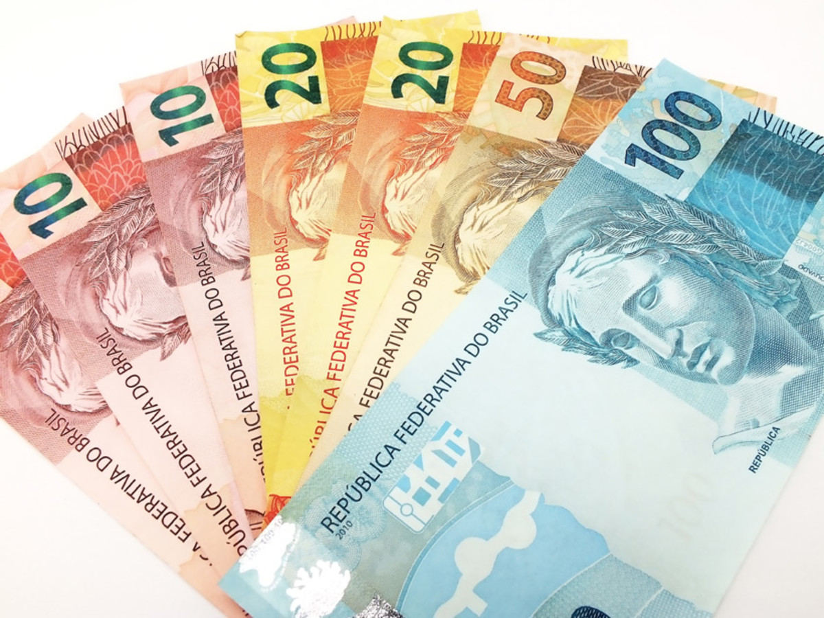 The currency in Brazil is the Brazilian real (BRL)
