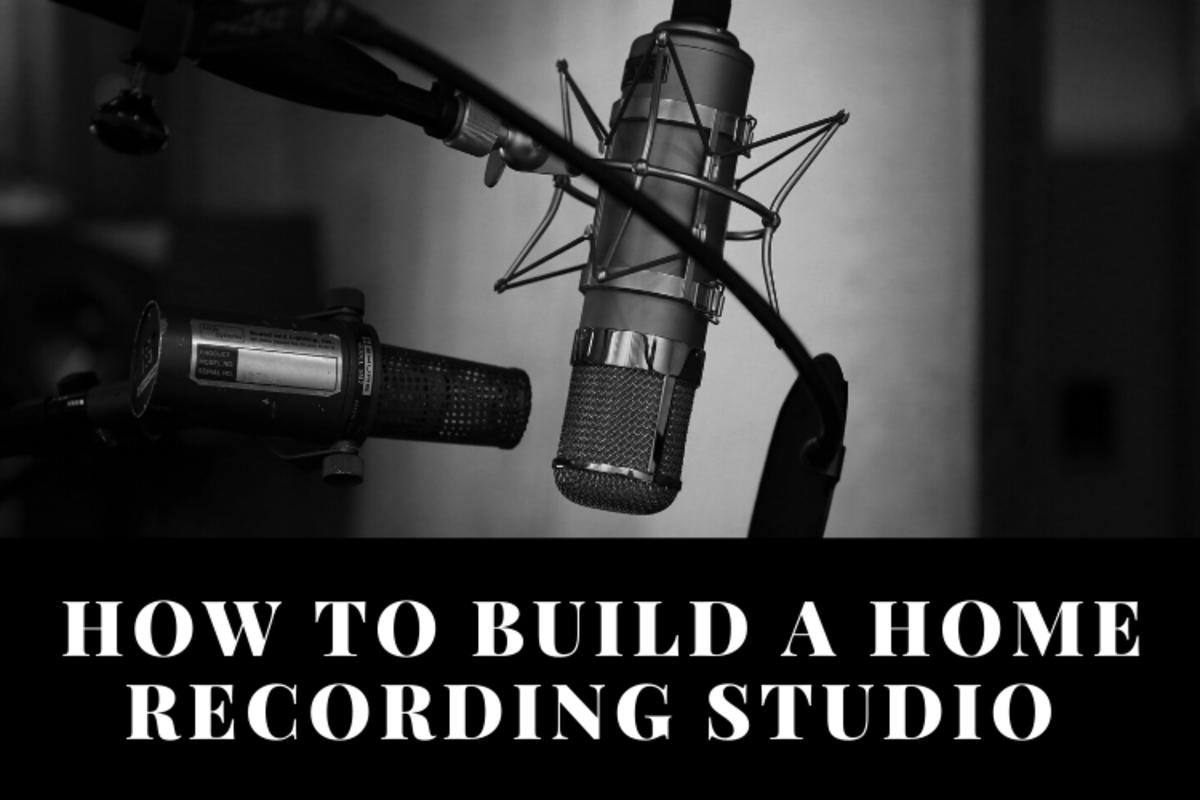 Cheap Home Recording Studio Ideas