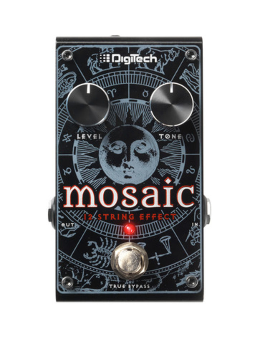 Review of the DigiTech Mosaic Guitar Effects Pedal
