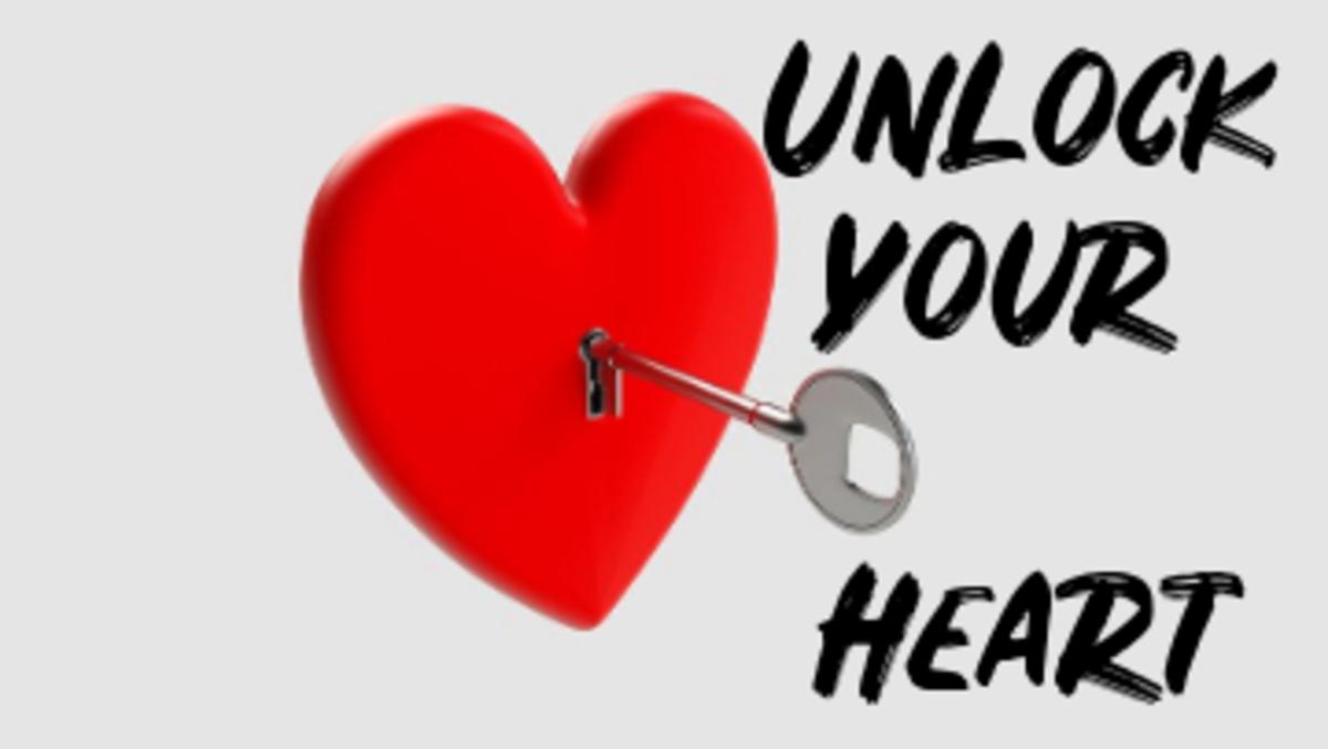 Poem: Unlock Your Heart