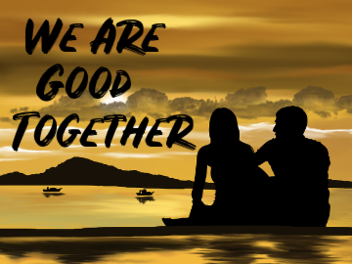 Poem: We Are Good Together