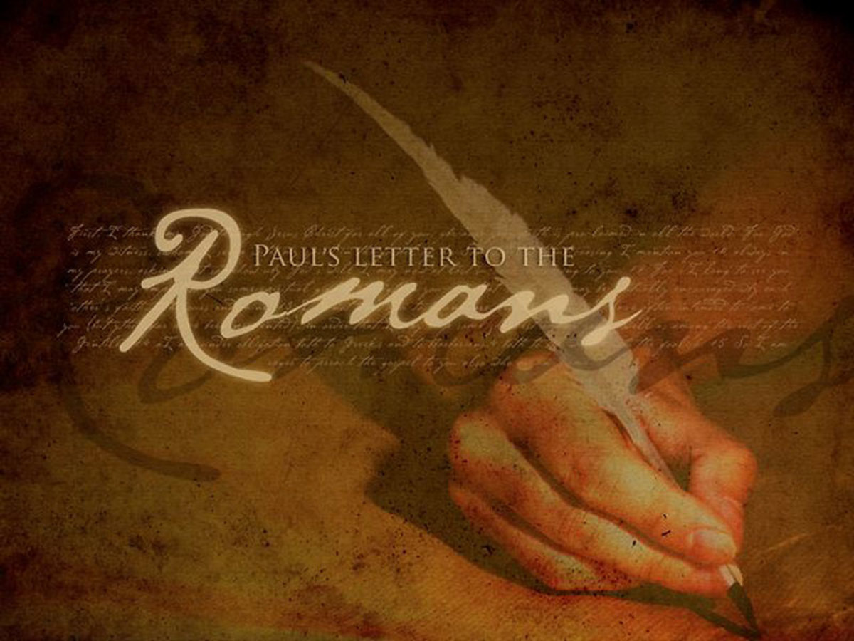 The Desires of a Minister of Christ (Romans 15:22-33)