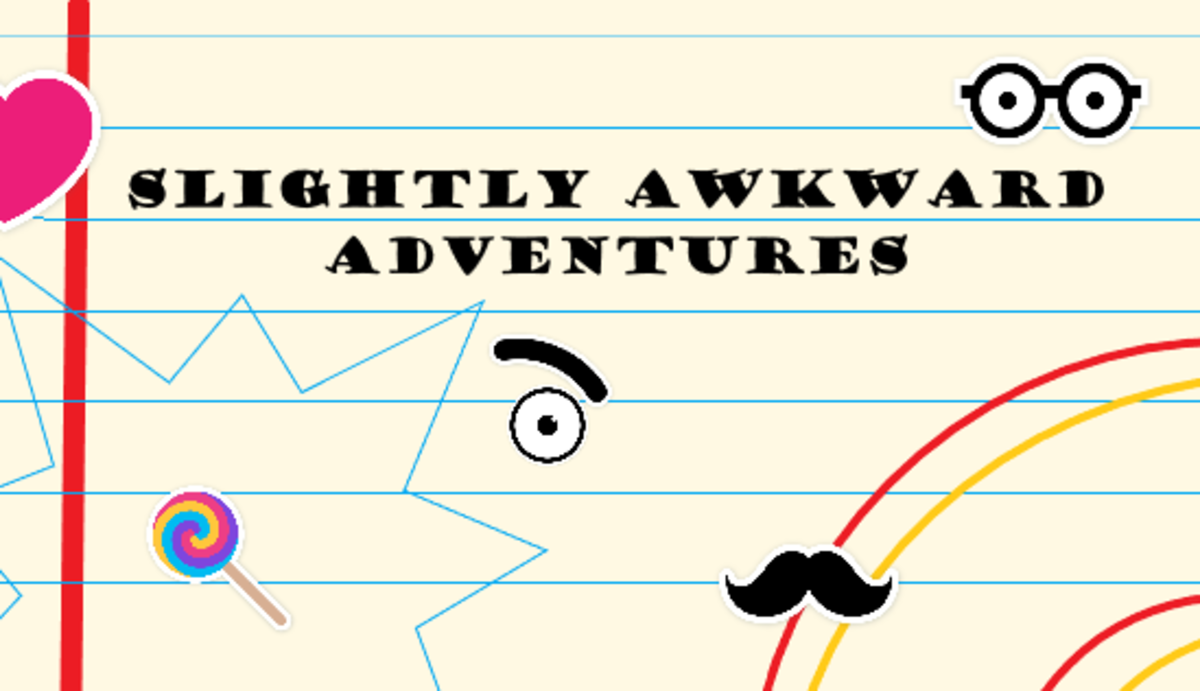 Slightly Awkward Adventures: Gamer Girls, My Junk, and the PTA