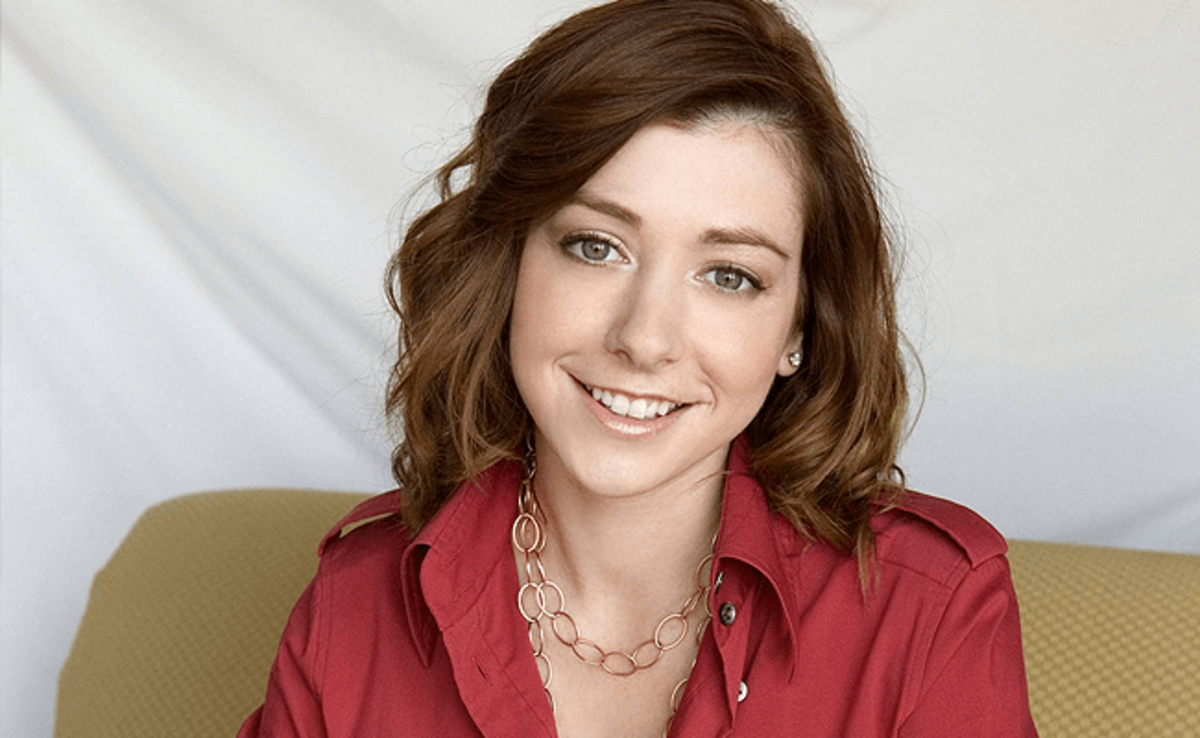 "The Hair(volution) of Lily Aldrin on ""How I Met Your Mother"""