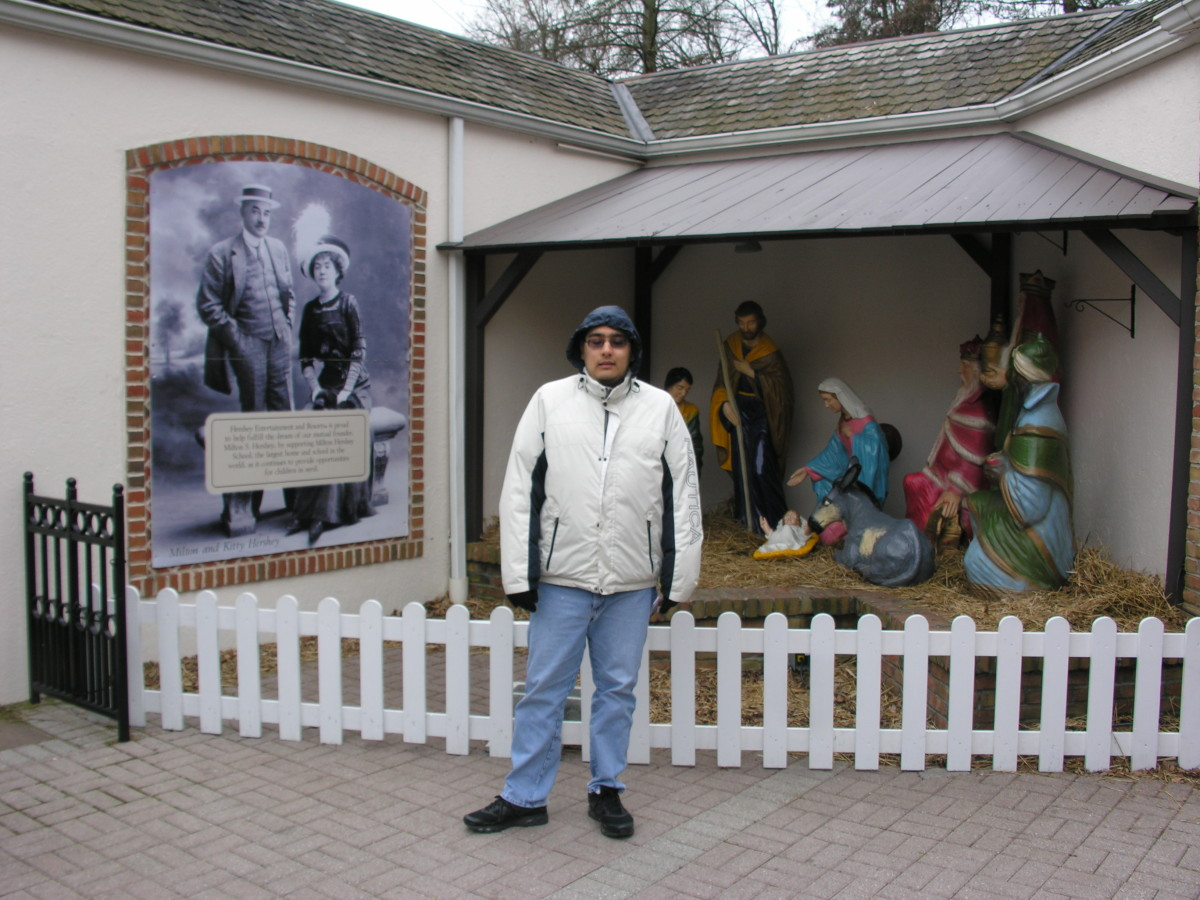 Exploring Hershey Park and Its Surrounding Areas