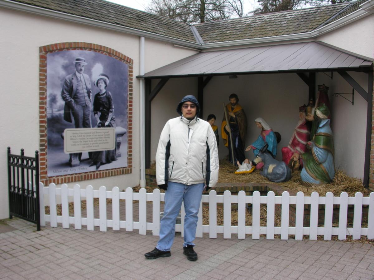 Hershey Park, December 2014