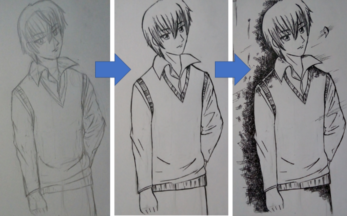 How to Draw a Bishounen
