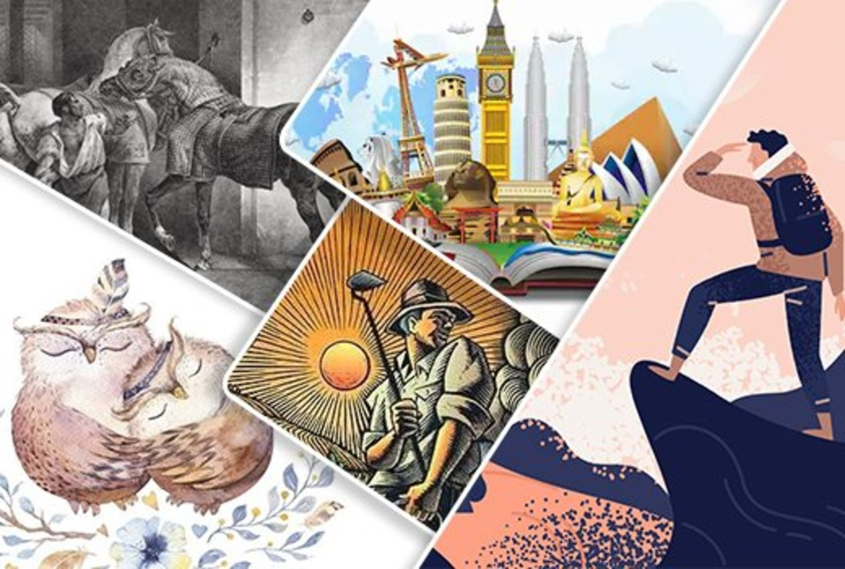 Styles of illustration