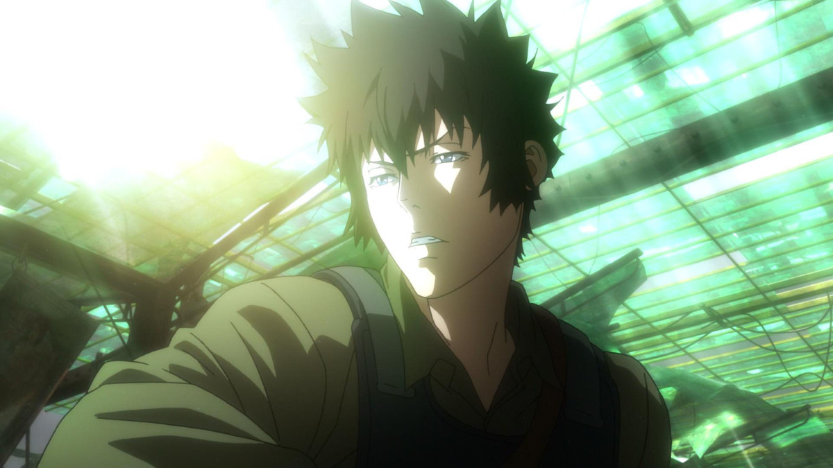 Reaper's Reviews: 'Psycho-Pass: The Movie'