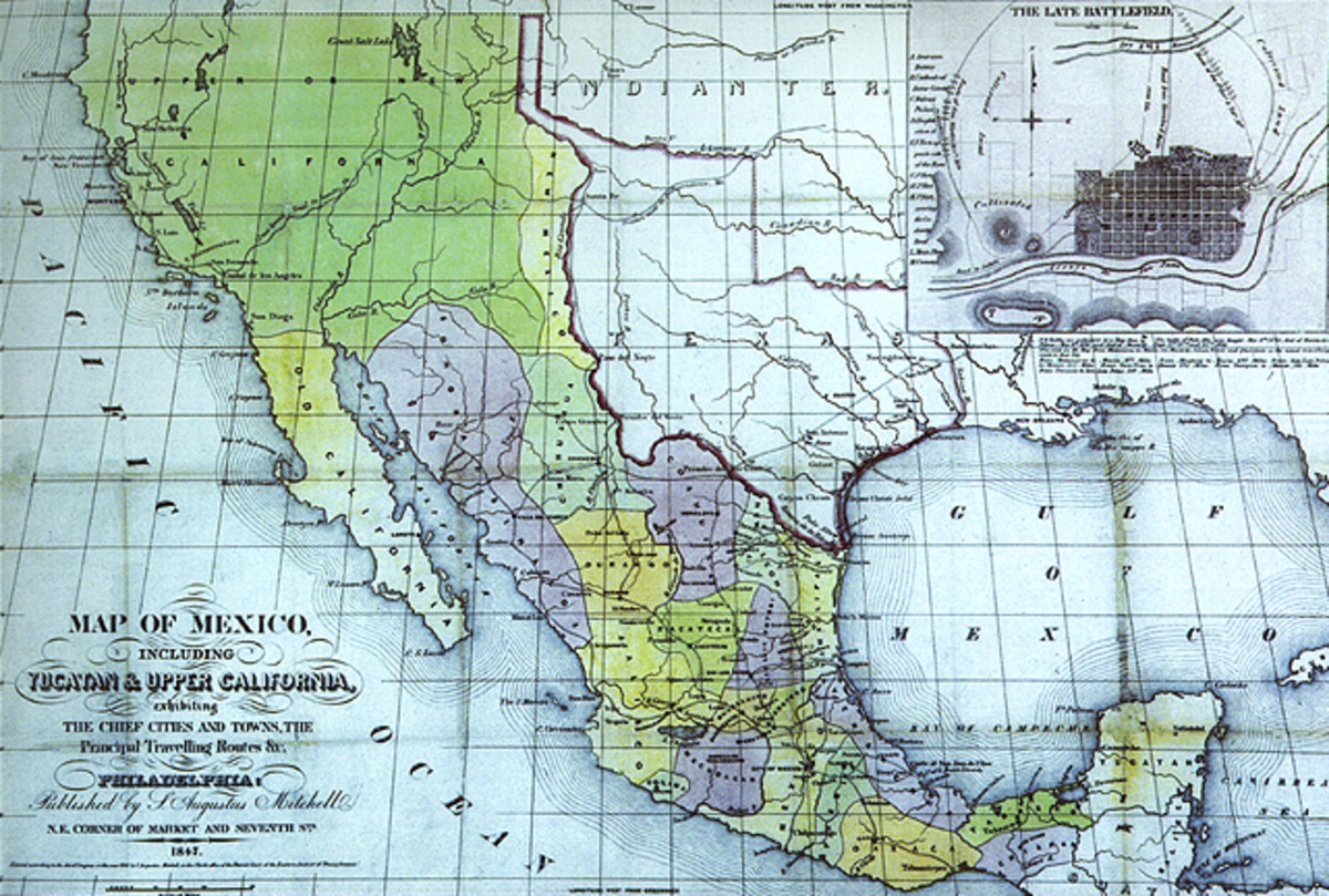 The Failure of the Mexican-American War