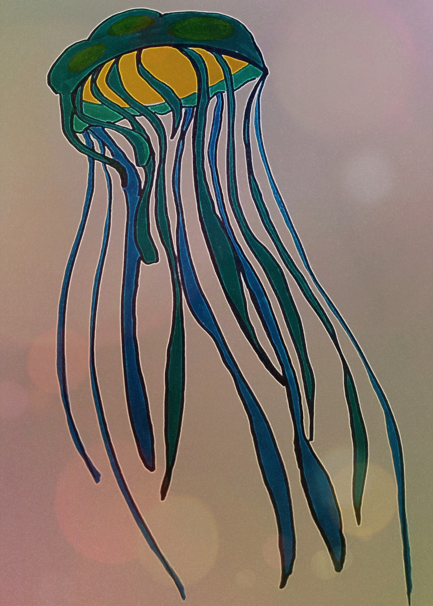 Jellyfish Spine