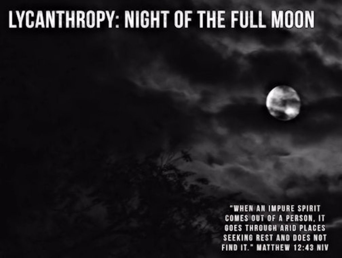 Lycanthropy: Night of the Full Moon