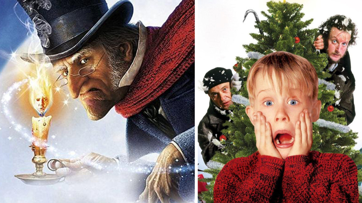 Top Ten Highest-Grossing Christmas Films of All Time