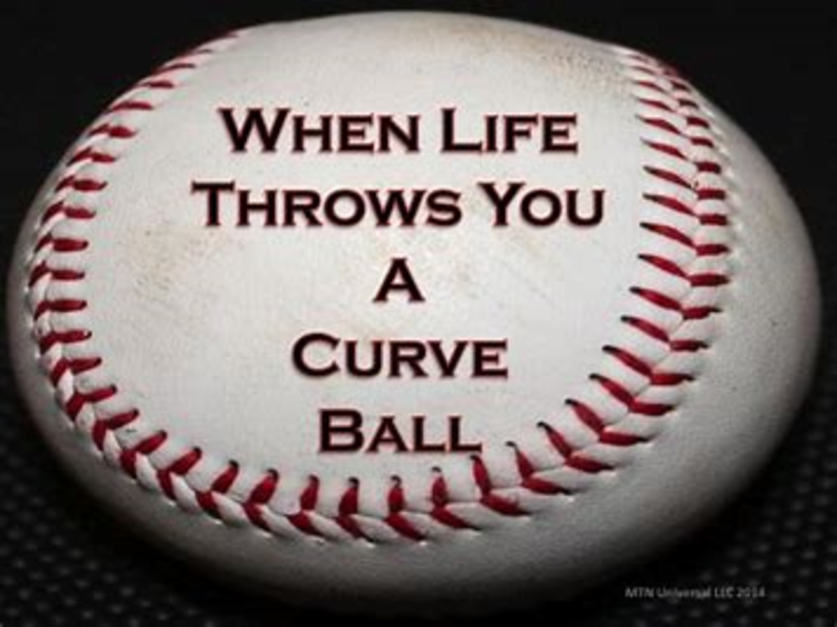 Lifes Curved Balls