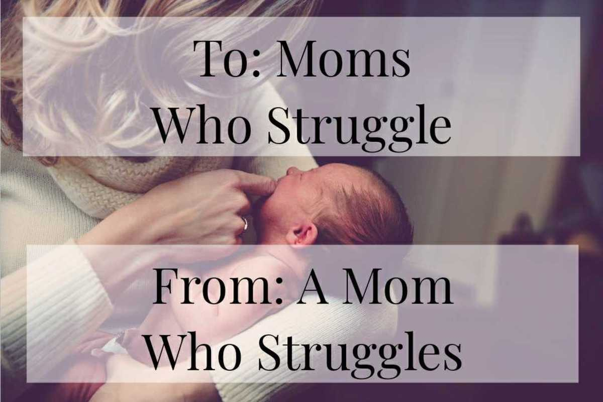 To All Moms