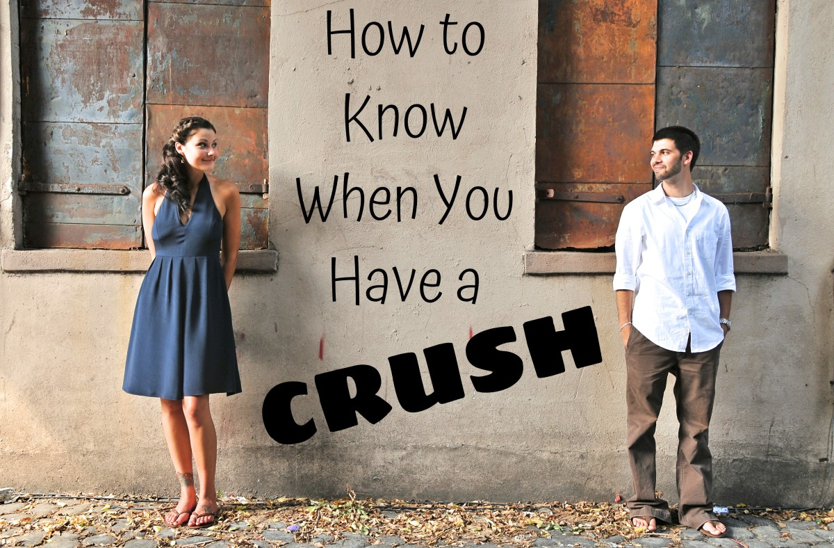 Learn what a crush is and how to tell when you have one.