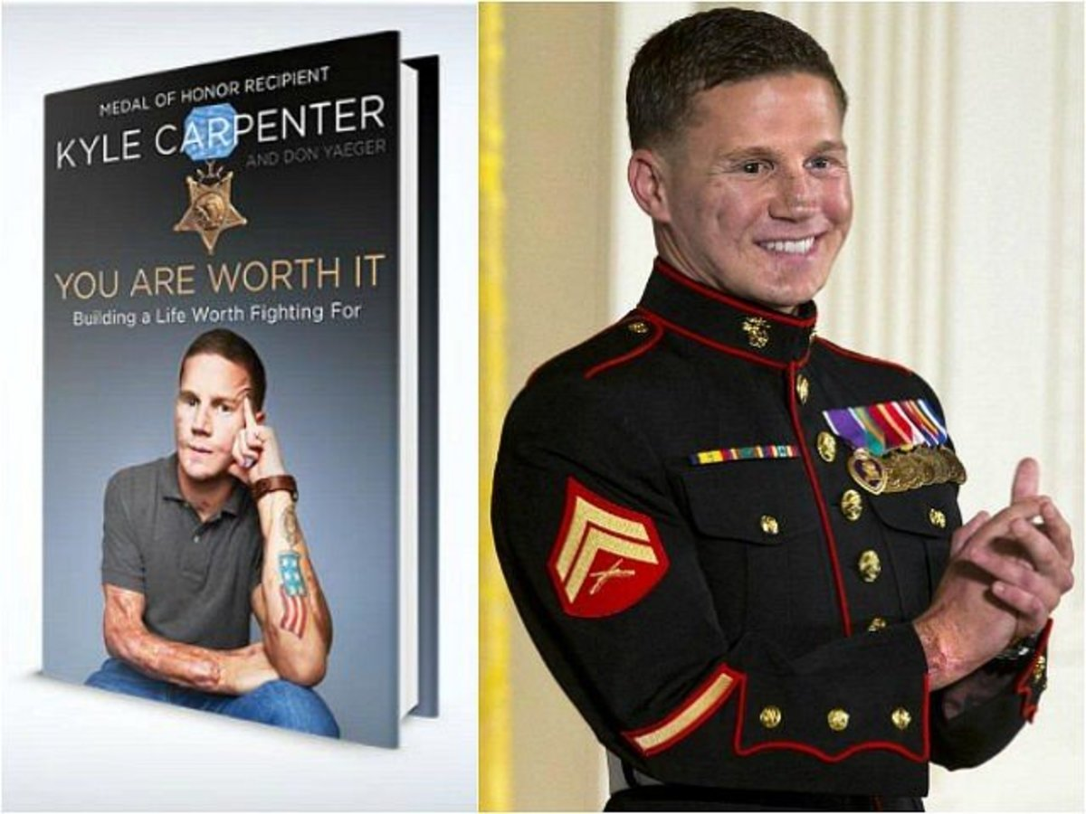 Kyle Carpenter is a true inspiration and an American hero.