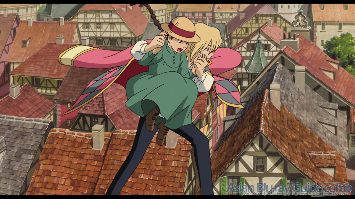 Film Review: Howl's Moving Castle