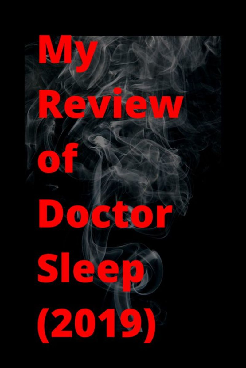 My Review of Doctor Sleep (2019)