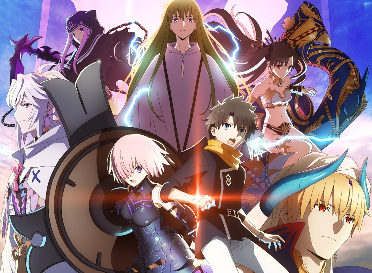 10 Anime Series Like Fate/Grand Order