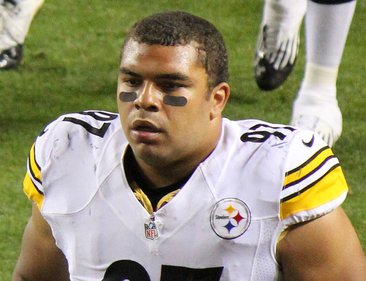 Cameron Heyward is seventh in team history for total sacks.
