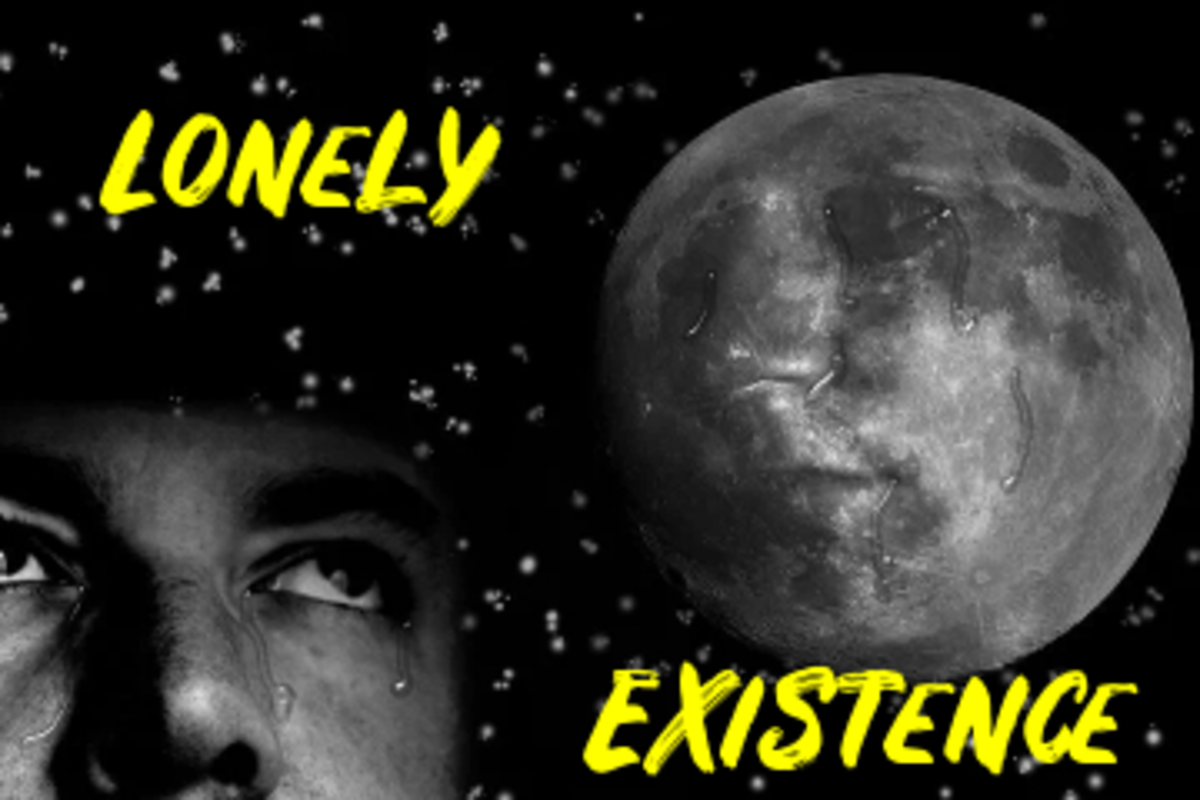 Poem: Lonely Existence