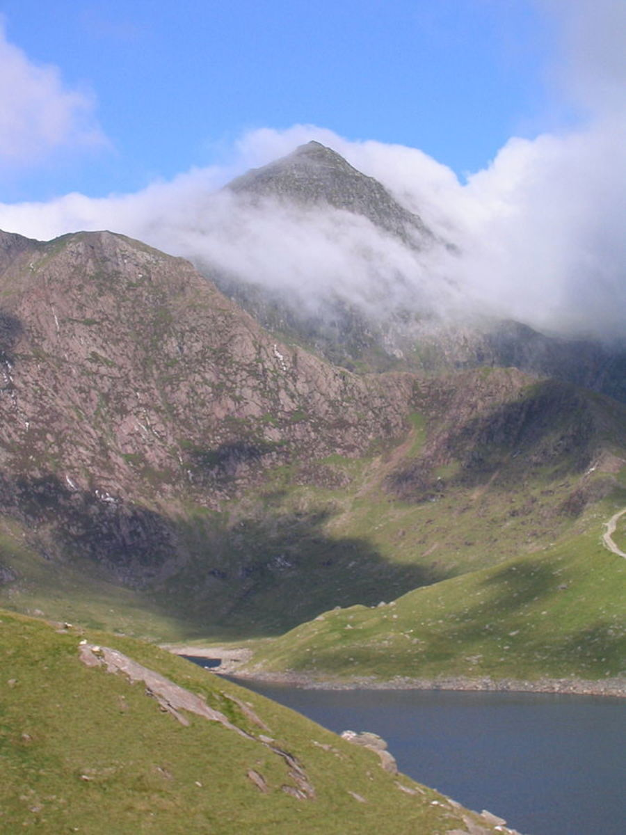 Odd Things About Mount Snowdon
