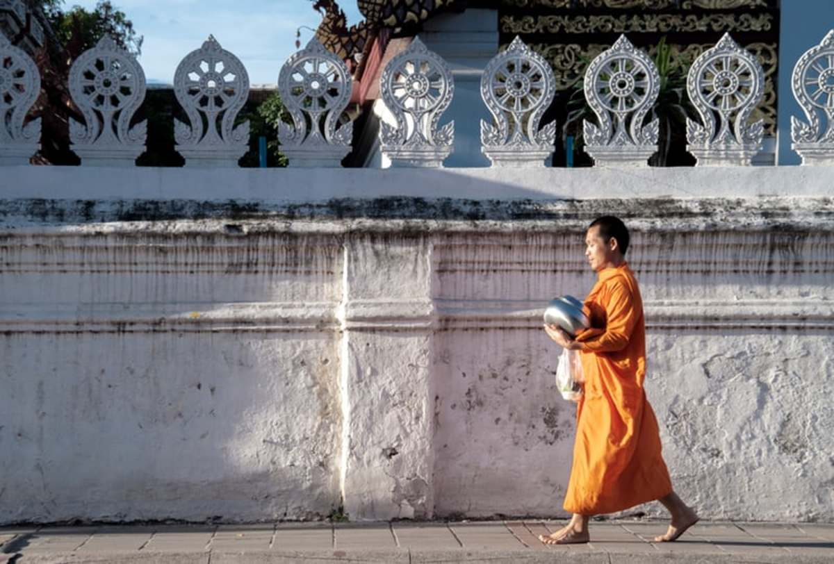 The Life of a Buddhist Monk—Discipline in Pursuit of Enlightenment