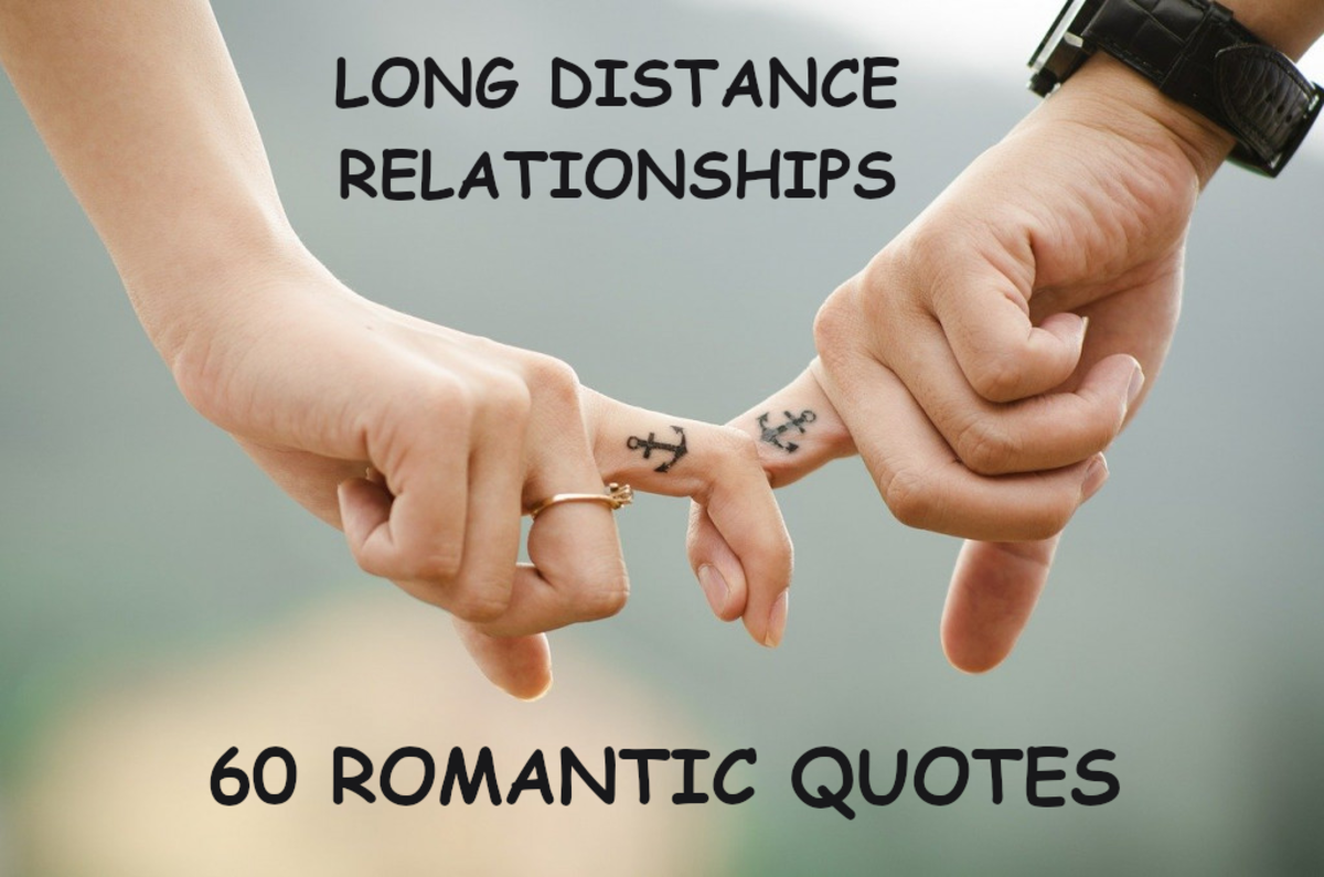 60 Long Distance Relationship Quotes