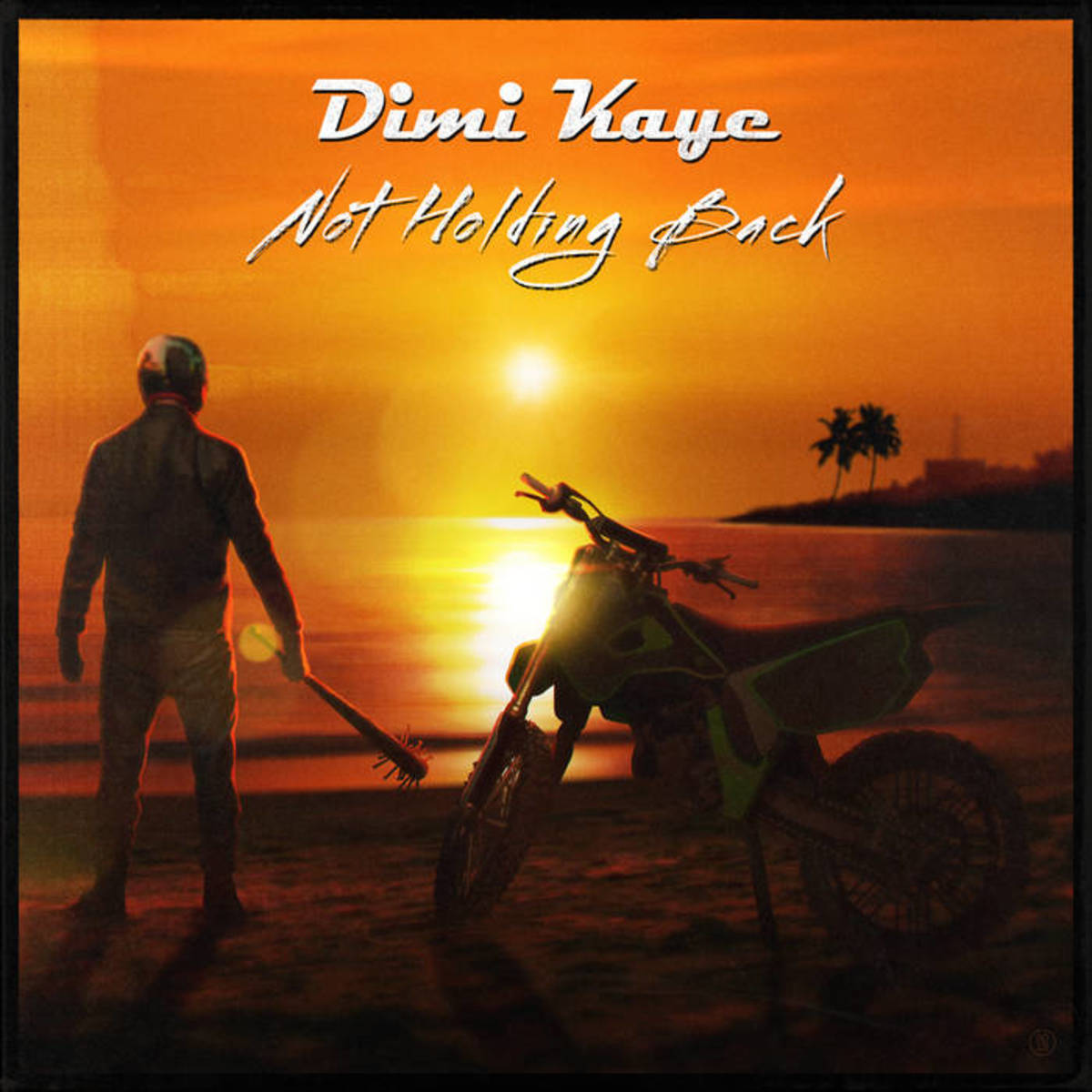 """Synthwave Album Review: Dimi Kaye, """"Not Holding Back"""""""