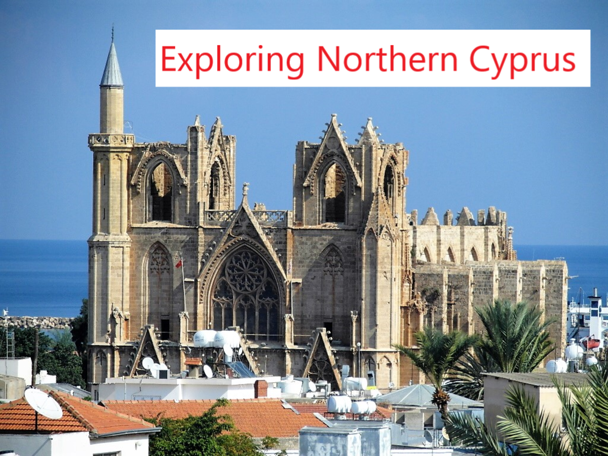 Exploring Northern Cyprus