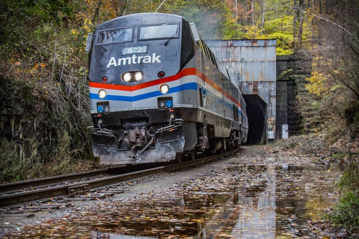 10 Tips for Your First Amtrak Train Trip
