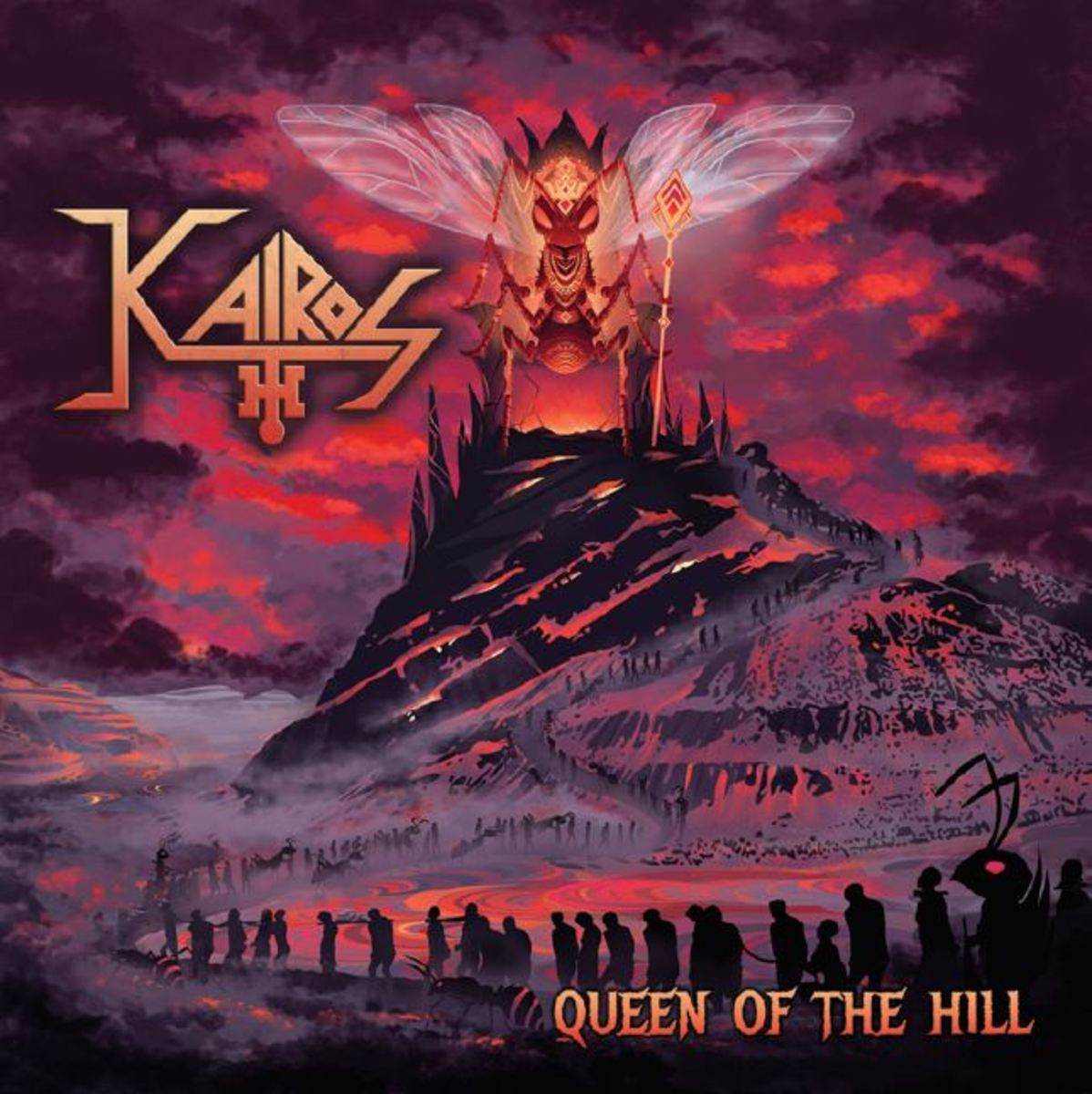 "Kairos ""Queen of the Hill"" Album Review"