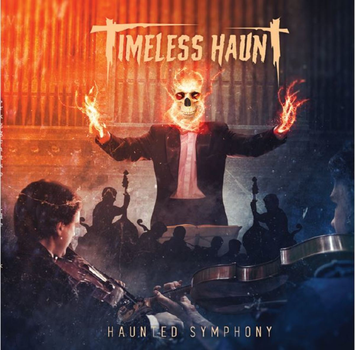 "Timeless Haunt, ""Haunted Symphony"" EP Review"