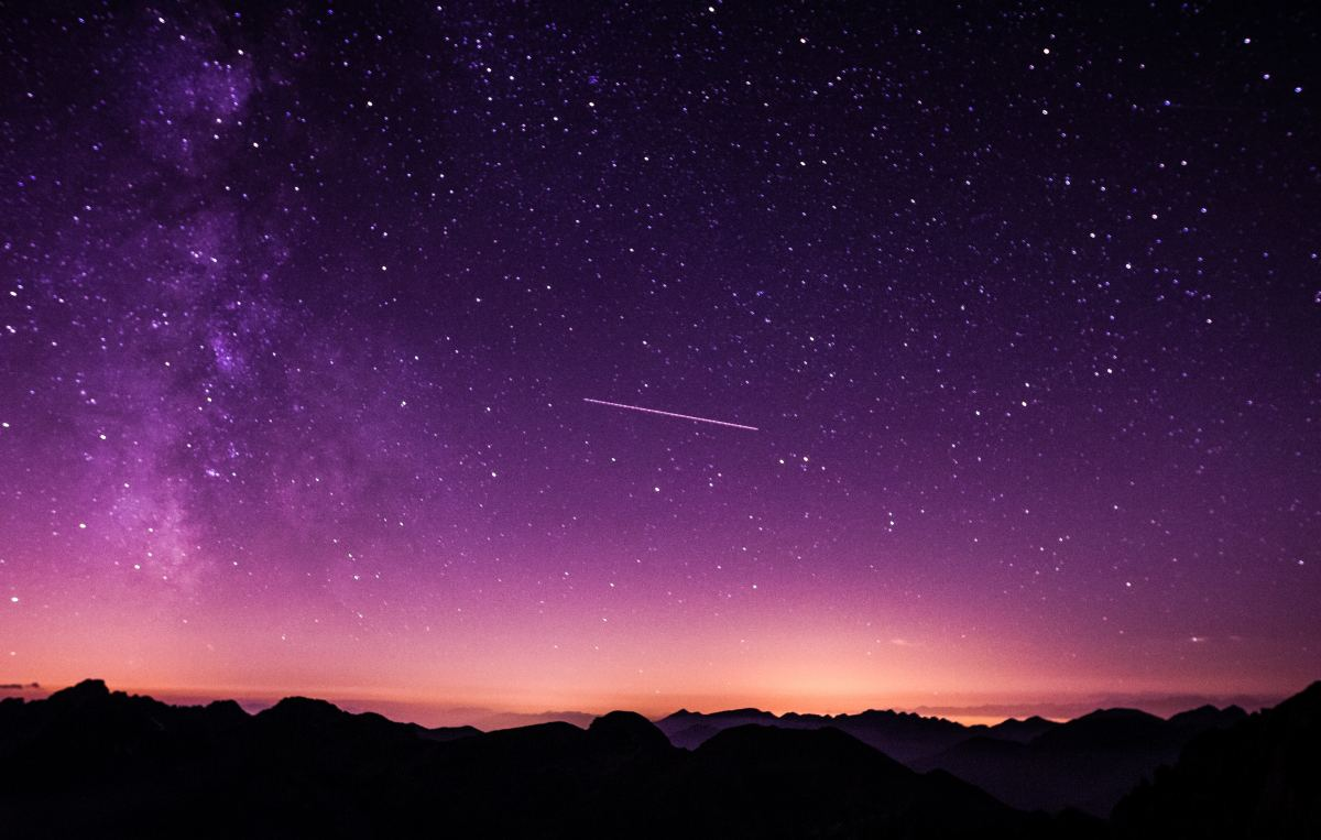 Beyond Those Stars: A Poem