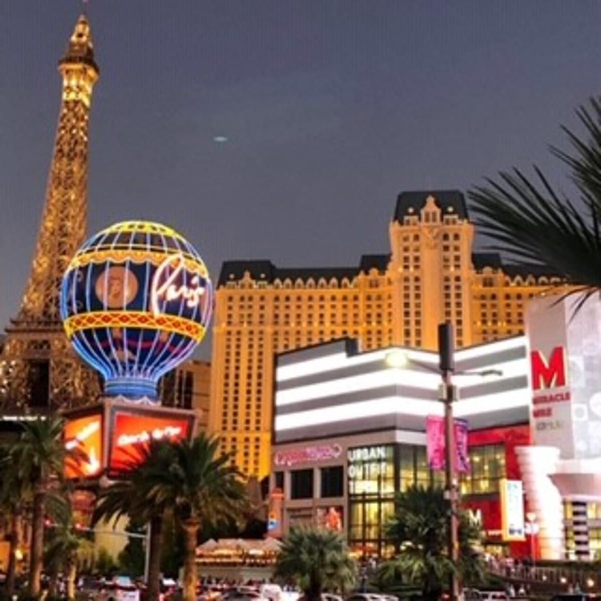 Las Vegas Can Be Nice