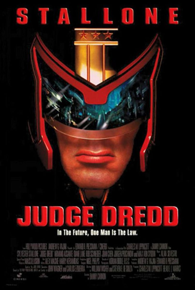 Should I Watch..? 'Judge Dredd'