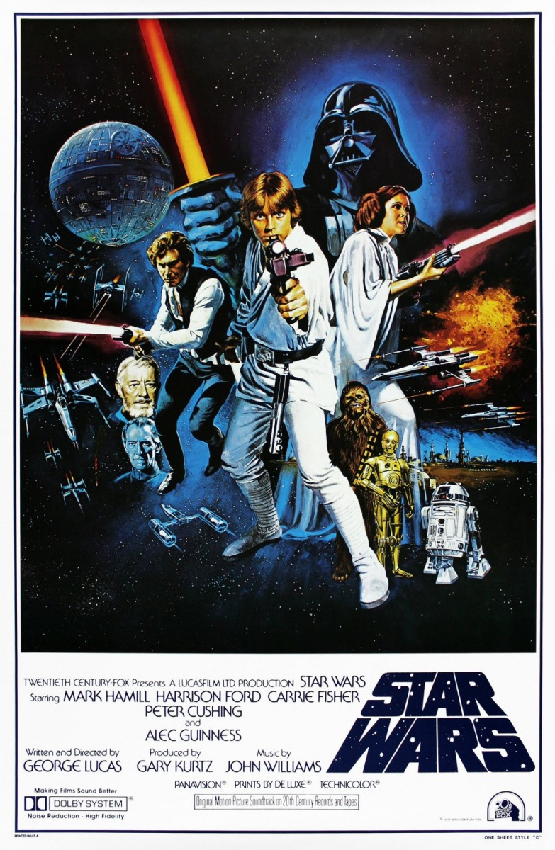 Theatrical Release: 5/25/1977