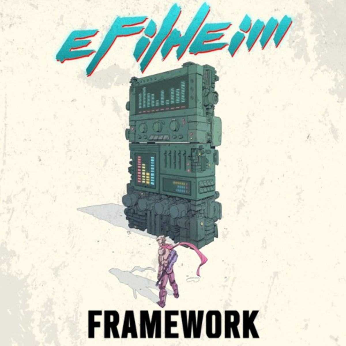 Synthwave Album Review: Efilheim, Framework