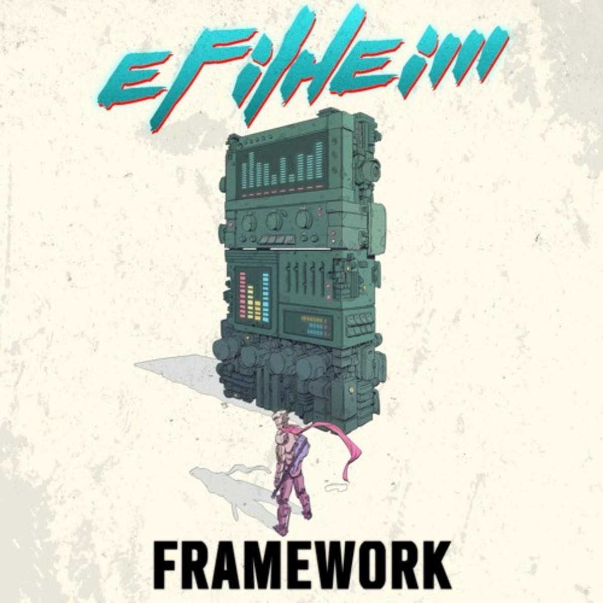 Synthwave Album Review: Efilheim, Framework