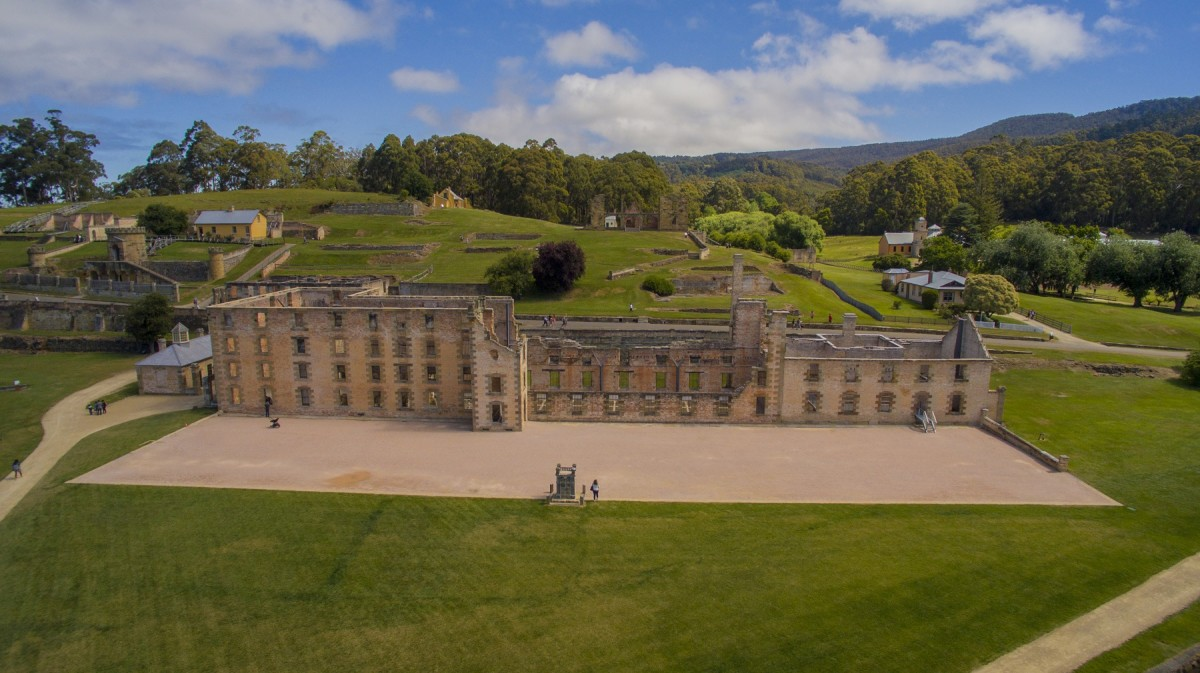 Visiting Port Arthur in Tasmania, an Eerie Experience