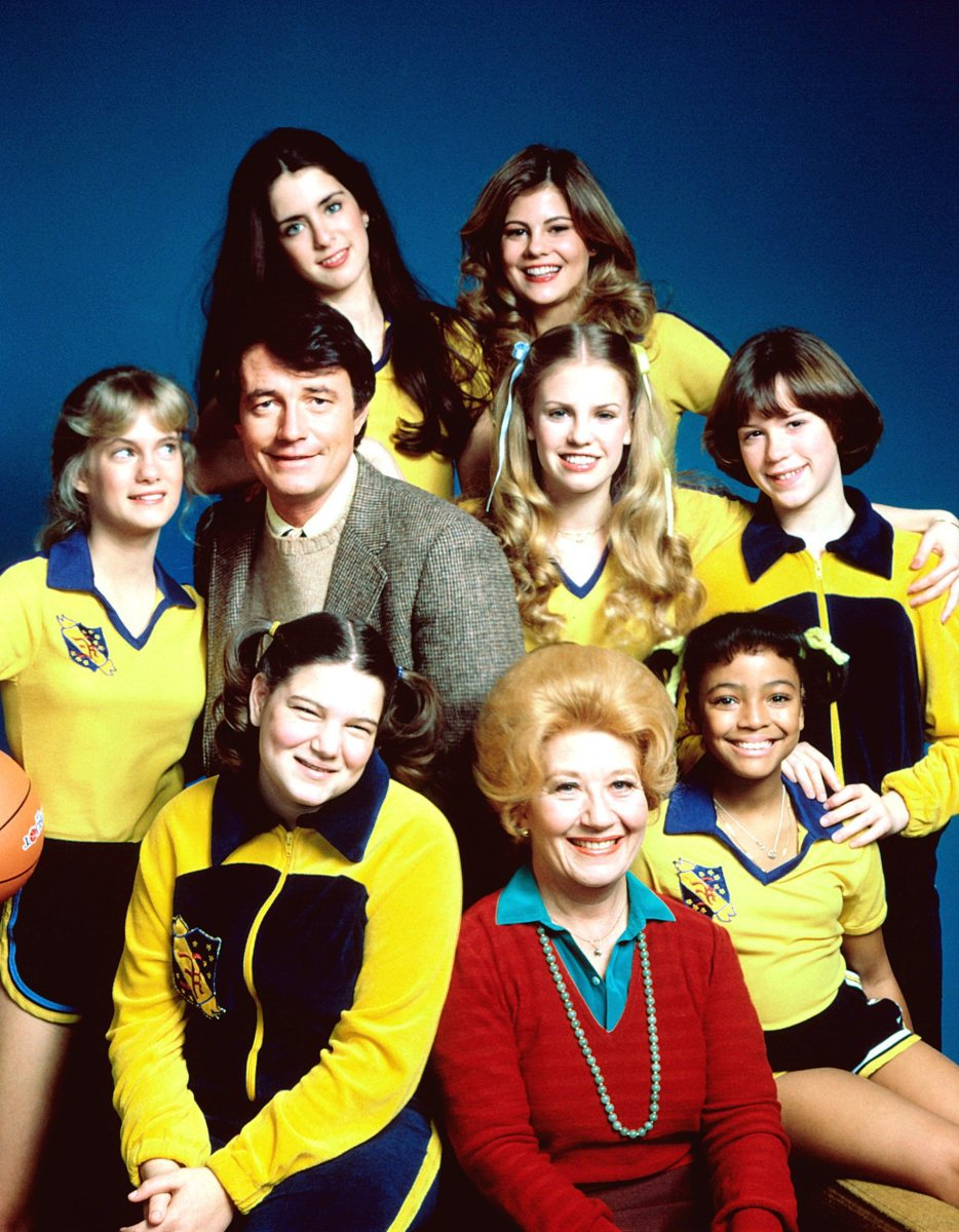 """The Original Cast of """"The Facts of Life"""""""
