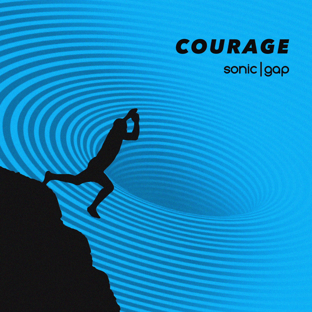 """Synthwave Album Review: """"Courage"""" by Sonic Gap"""