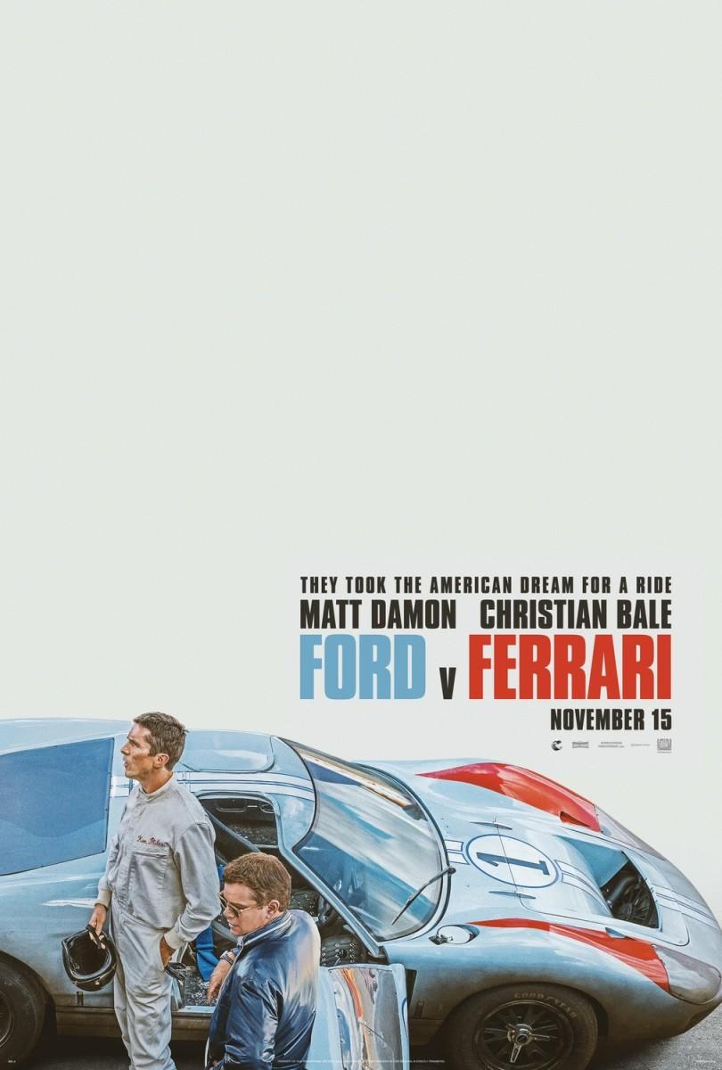 Ford v Ferrari