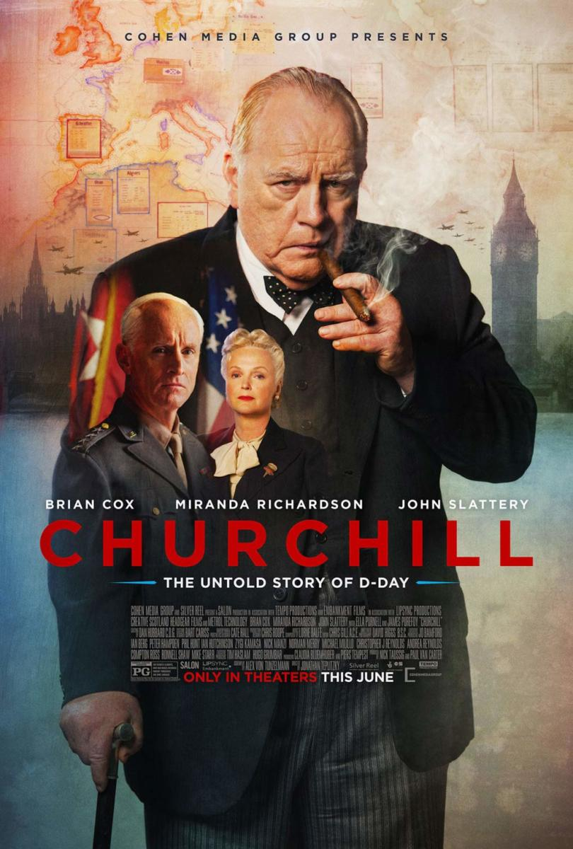 Should I Watch..? 'Churchill'